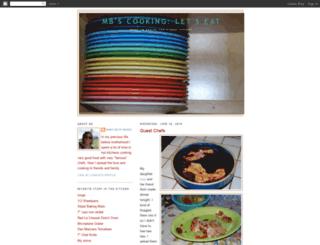 mbiscooking.blogspot.com screenshot