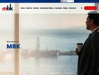 mbkauditing.com screenshot