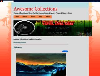 mbkcollections.blogspot.fr screenshot