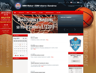 mbkkom.sk screenshot