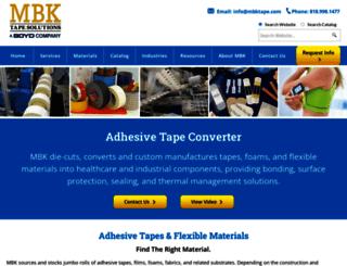 mbktape.com screenshot