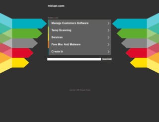 mblast.com screenshot