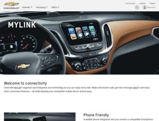 mblaze.mylink.com screenshot
