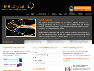 mbldigital.co.uk screenshot