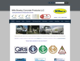 mbmix.com screenshot