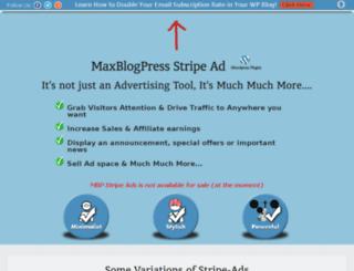 mbpstripeads.com screenshot