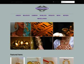 mbrilliance.com screenshot