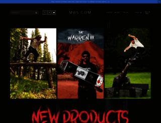 mbs.com screenshot