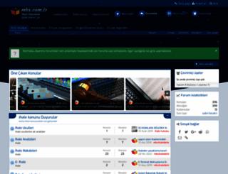 mbs.com.tr screenshot