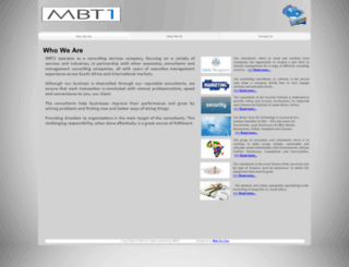 mbt1.co.za screenshot
