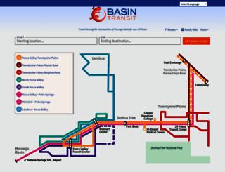 mbtabus.com screenshot