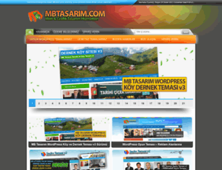 mbtasarim.com screenshot