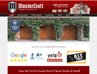 mc-doors.com screenshot