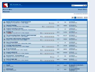 mc-forumet.no screenshot