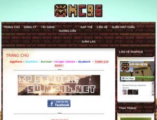 mc96.net screenshot