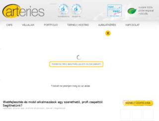 mcallister.weblib.com screenshot