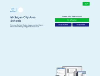 mcas.edmodo.com screenshot