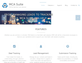 mcasuite.com screenshot