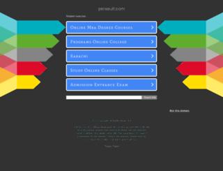 mcat.pkresult.com screenshot