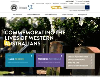 mcb.wa.gov.au screenshot