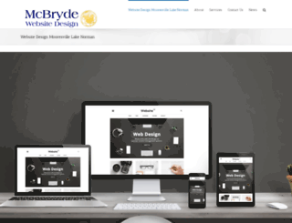 mcbryde.com screenshot