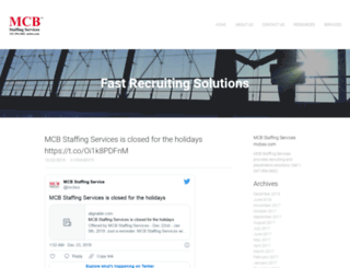 mcbss.com screenshot