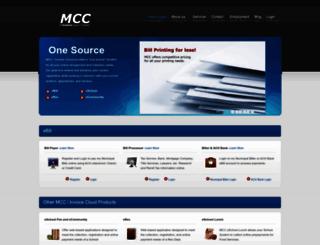 mcc.net screenshot
