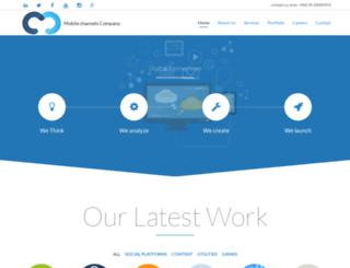 mccarabia.com screenshot