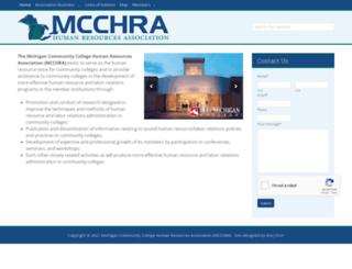 mcchra.mcca.org screenshot