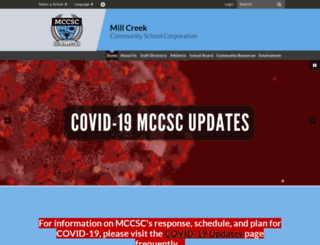 mccsc.k12.in.us screenshot