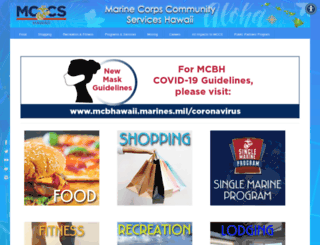 mccshawaii.com screenshot