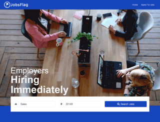 mcdonalds.jobsflag.com screenshot