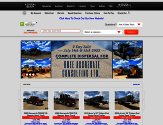 mcdougallbay.com screenshot
