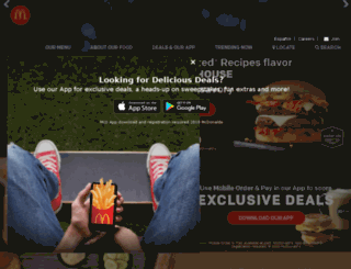 mcdtailgate.com screenshot