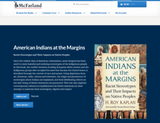 mcfarlandbooks.com screenshot