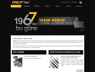 mcfflex.com.tr screenshot