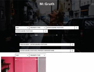 mcgrath.com.au screenshot