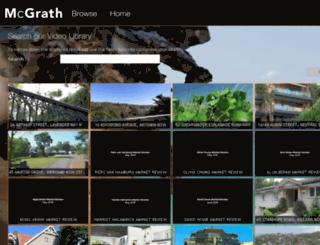 mcgrath.tv screenshot