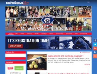 mcgsa.siplay.com screenshot