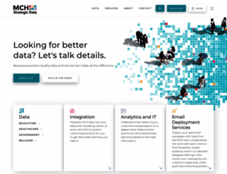 mchdata.com screenshot