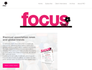 mci-focus.com screenshot