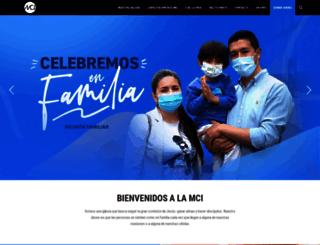 mci12.com screenshot