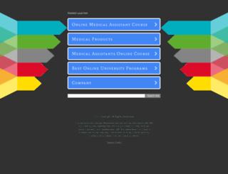 mciindia.org screenshot