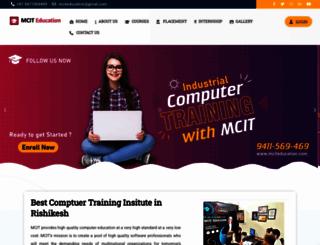 mciteducation.com screenshot
