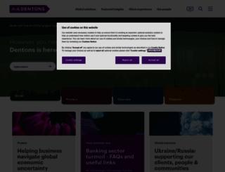 mckennalong.com screenshot
