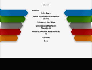 mckvie.edu.net screenshot