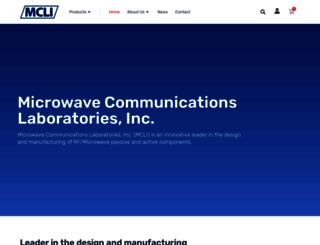mcli.com screenshot