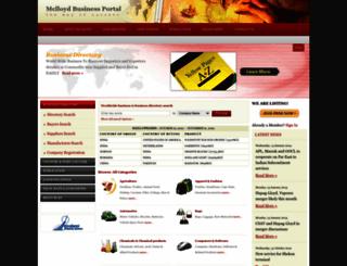 mclloydbis.com screenshot