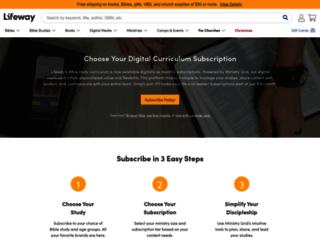 mcm.lifeway.com screenshot