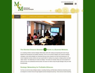 mcmmktg.com screenshot